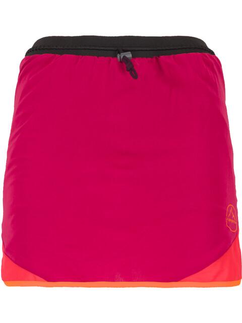 La Sportiva Comet - Short running Femme - rouge/violet